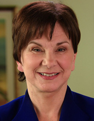 Photograph of FDA CDER Director Janet Woodcock, MD